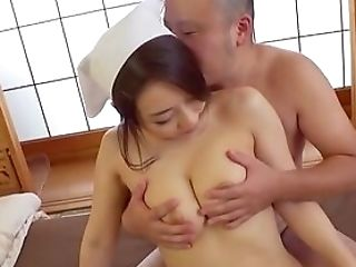 Fuck Hachino Tsubasa, A Fresh Japanese In-mansion Cleaning Maid