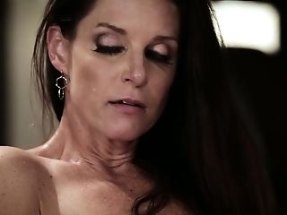 Skilled Mummy India Summer Trains Her Stepson How To Fuck Youthfull Brunet Gf