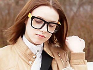She Is Nerdy - Bella Mur - Nerdy Student Tempts Tutor