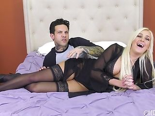 Daisy Lee Having Hot Rough Lovemaking With Her Insatiable Fuck Pal
