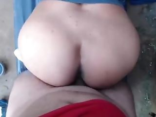 Big Booty African   Butt-fucked