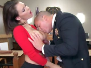 Curvy Dark-skinned Haired Latina Pornography Princess Gets Fucked By A Youthfull Man