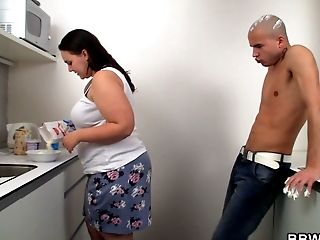 Hotwife getting fucked by her boyfriend 1