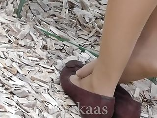 Some More Truly Nice Shoeplay