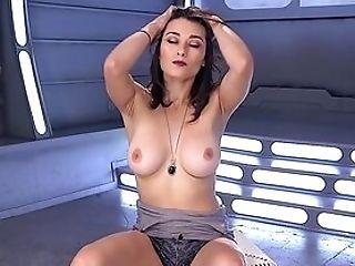 Solo Woman Attempts The Fuck Stick In Smashing Nude Porno Scenes