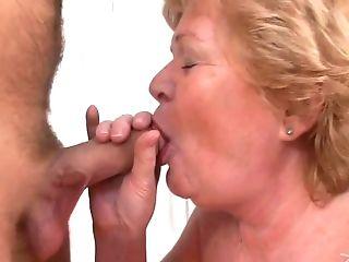 68yo and 19yo women vs rocco amazing 1