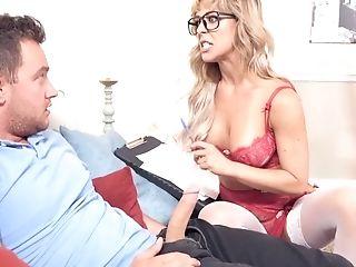 Whorish Lecturer Cherie Deville Explains Van Wylde What A Hot Fuckfest Means