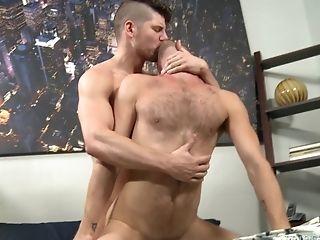 Matures Homosexual Dudes Make Each Other Jizm After Sucking Dicks