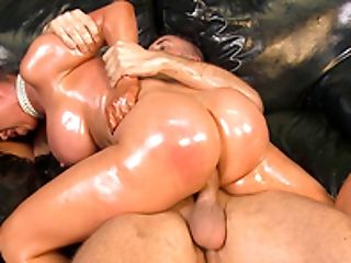 Big Backside Matures Sex Industry Star Nikki Benz Fucked In Her Bum And Puss