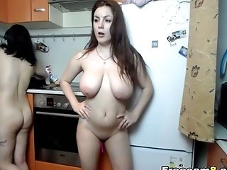 Bulgarian Bore Fuck Her Gf With Strap On Dildo Fake Penis