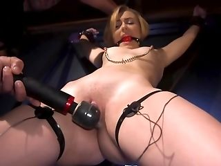 Slender Blonde Drilled In Playroom By Imperious Mexican Man