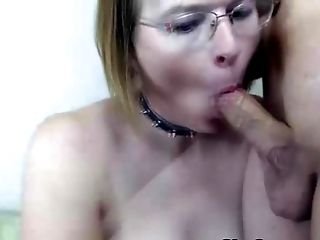 Matures Shemale Gets Titty Fucked And Jizzed