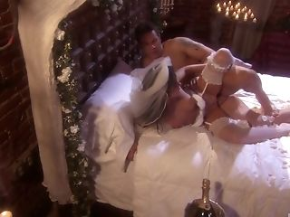 Bride India Summer Gets A Xxx Fuck On Her First-ever Wedding Night