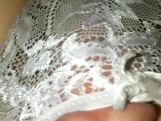 Femboy Attempting To Jizz With No Palms Part 1