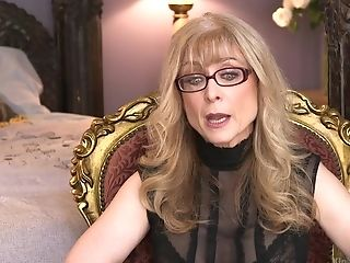 Nina Hartley Wants To Share Her Dirty Ideas With Her Deviant Paramour