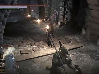 Dark Souls Three Fire Keeper Piss