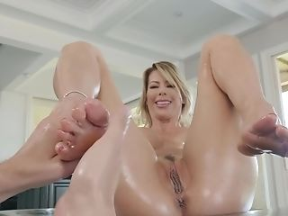 Insatiable Pornography Diva Alexis Fawx Needs A Hard Boner Instantly