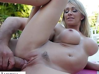 Sport Mommy Fate Dixon Is Fucked By Private Coach Sean Lawless