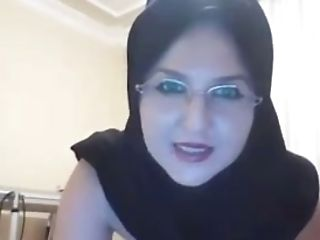 Fetching Arab Chick With A Hijab