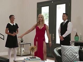 Cougar Baroness Bangs Her Stuff