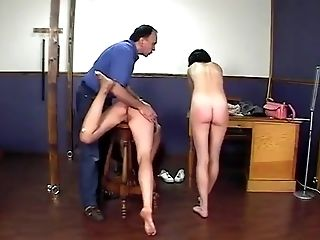 Cmnf Two Chicks Spanked Stripped And Abjected