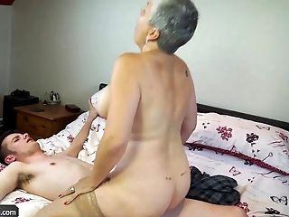 Agedlove Granny Savana Fucked With Indeed Hard Stick