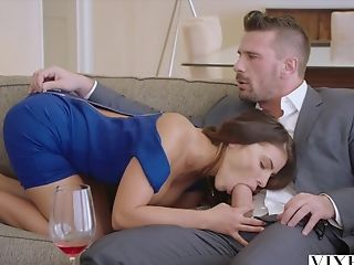 Adriana Chechik Fucks Her Chief