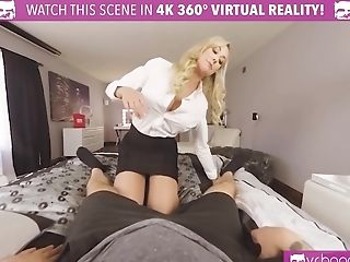 Vr Bangers Lustful Wifey Loves To Fuck Herself In Front Of You