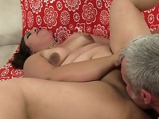 Matures Bbw Gia Starlet Gets Pounded Hard By An Older Fellow