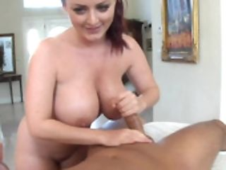Hot Youthful Woman Is Getting A Indeed Sensuous And Intense Rubdown