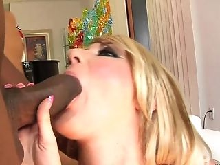See As The Beautiful, Blue Eyed, Blonde Haired Missy Forest, Kneels Down To