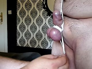 My Master Plays With My Scrotum And Then Fucks Me Hard
