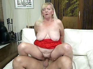 Matures Chubby Gross Whore Irene Gets Her Abominable Cunt Fucked In Sideways Pose