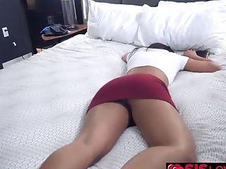 Sleep sex tube