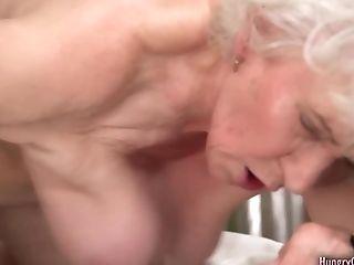 Meaty Granny Fucked
