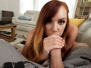 Mouth Watering Instructor Dani Jensen Fucks One Of Cool Students
