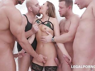 Hard Orgy Numerous Screw