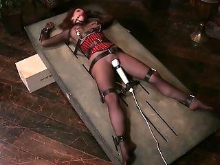 Emily Addison Tricked Into Romantic Lezzy Restrain Bondage