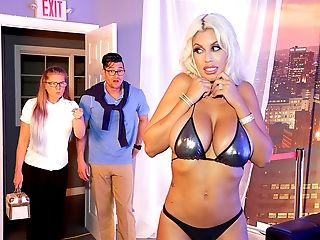 Brazzers – Don't Touch Her Six