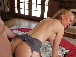 Lovely Nina Harley Loves Railing A Dick While Her Tits Bounce Up And Down