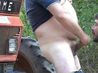 Der Bauer Macht Pause