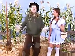 Old School The Wizard Of Oz Parody