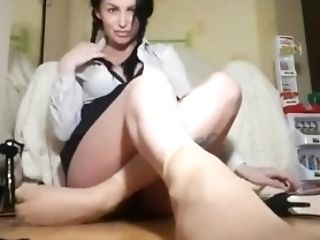 Russian Nymph's Feet And Socks